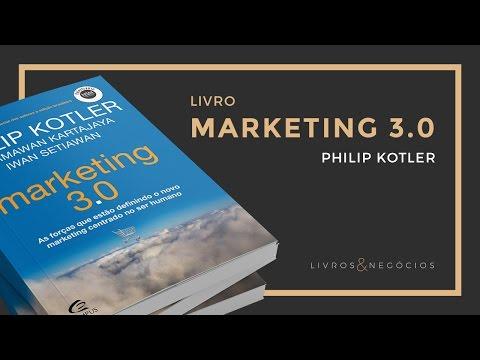Livros & Nego?cios   Livro Marketing 3.0 - Philip Kotler #38