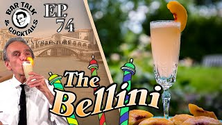 How to make The Bellini Cocktail
