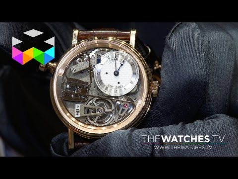Breguet New Watches At Baselworld 2016