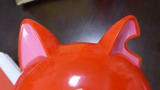 【Toy】妖怪ウォッチポテトケース ジバニャン・Yokai watch Potato case Jibanyan【Mac 】