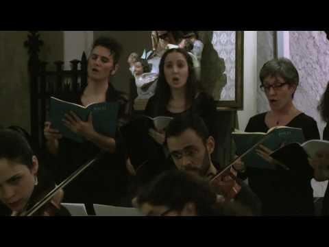 """Concierto """"Komm, Bach komm"""". Coro Francis Poulenc Y El Arte Mvsico, marzo 2016"""