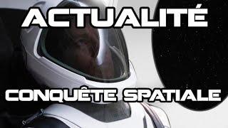DNDE #21 COMBINAISON SPACE X / RAVITAILLEMENT SPATIAL / PLUIE DE DIAMANTS