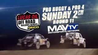 LOORS Pro Buggy Pro 4  Round 11