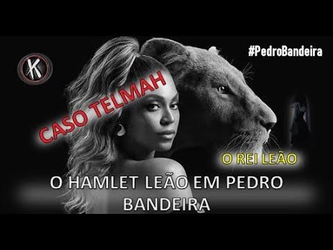 O REI LEÃO com Pedro Bandeira | Hamlet e Caso Telmah