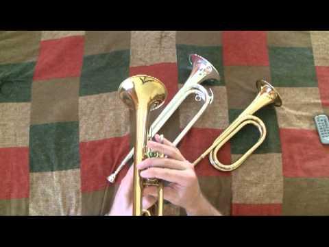 Bugle Review:  Cavalry Bugle vs Centennial Scoutbugle