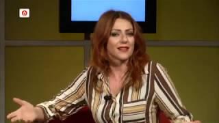"""Gabriella Greison intervistata da Enrico Cisnetto sul suo romanzo """"Hotel Copenaghen"""""""