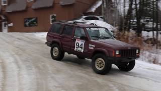 How 4WD Helps You Stop on Slippery Roads
