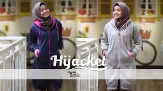 Jaket Wanita Muslimah Hijacket Basic