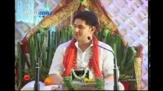 Shreemad Bhagwat Katha - Pundrik Goswami ji Maharaj - Day 1 (Salt Lake, Kolkata)