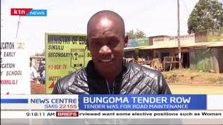 Questionable tender acquired on forged documents in Bungoma county