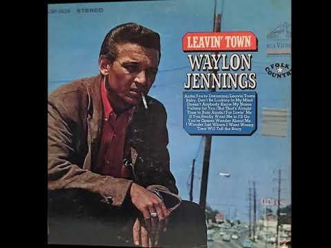 Time To Bum Again , Waylon Jennings , 1966
