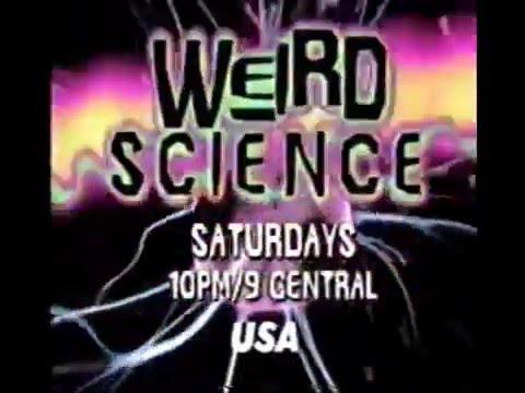 USA Channel  Weird Science  1994