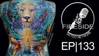 Amy Shandick | Star of Texas Tattoo Art Revival | EP 133