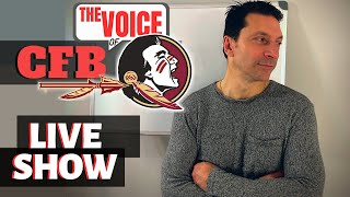 Florida State Seminoles LIVE 58 / DOAK CAMPBELL NAME CHANGE, ANTHONY GRANT TRANSFER