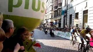 preview picture of video 'Tour de Pologne Cieszyn 2011'