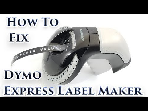 How To Fix a Dymo Xpress Label Maker