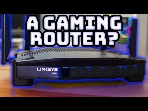 Linksys WRT32X Gaming Router Review
