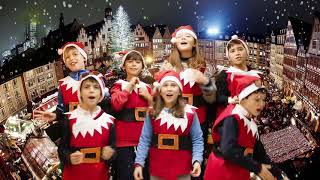 Jingle Bell Rock |  CHRISTMAS Songs for KIDS | Christmas Carols