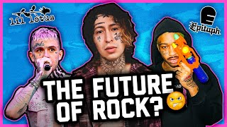 """""""EMO RAPPERS"""" + THE FUTURE OF ROCK"""