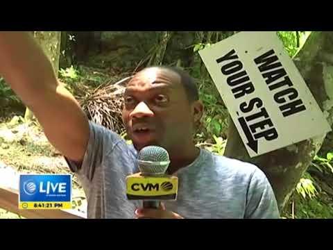 Yaad Gem takes us to Blue Hole, Jamaica