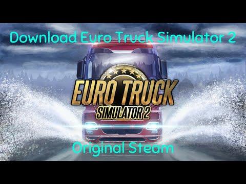 Tutorial Download Euro Truck Simulator 2 Original Steam