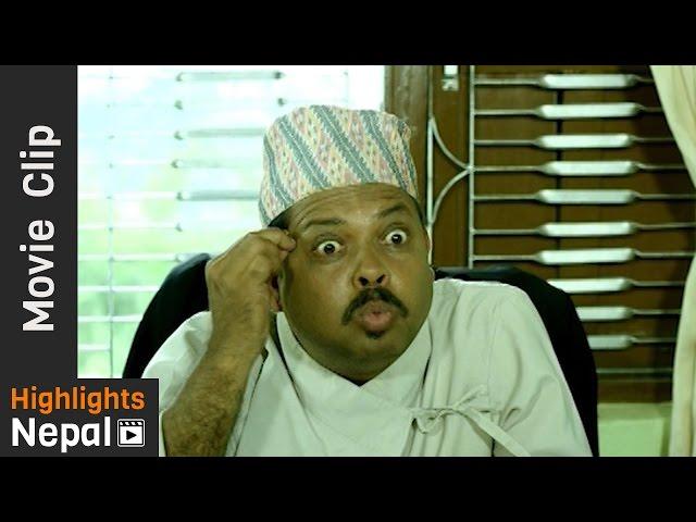 Nepali Neta's Reality | Nepali Movie TATHASTU Scene | Rekha Thapa