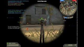 Team Deadly Assassins in Combat