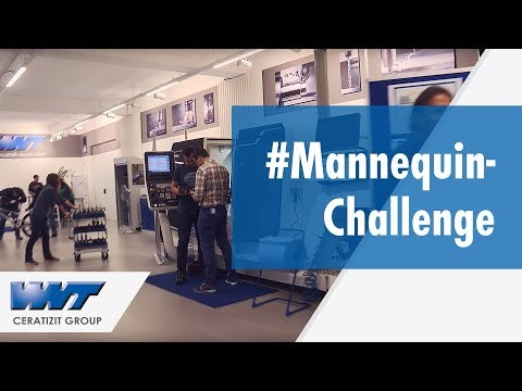 WNT Technical Center Mannequin Challenge
