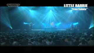 Little Barrie - Free salute @ Summer Sonic 05.mp4