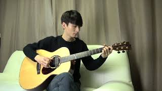 (Ed Sheeran) Perfect    Sungha Jung