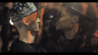 """Slim Jesus Gets Confronted by a Chiraq Savage """"MB Jesus"""" at AC3 in Atlanta."""