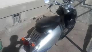Первые впечатления от Honda Joker 50cc