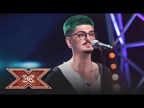 Alexandru Stremiteanu – Birdy skinny love [X Factor] Video