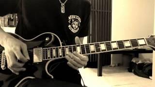 GLAY BELOVED Guitar Cover