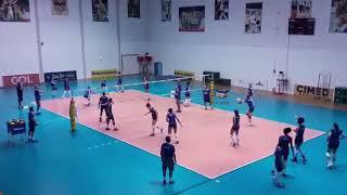 Advanced Volleyball Drills (Ball Control) Complex II