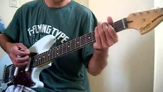 Silverchair - Undecided - guitar - cover -
