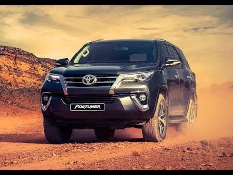 All New Toyota Fortuner Off-Road Extreme