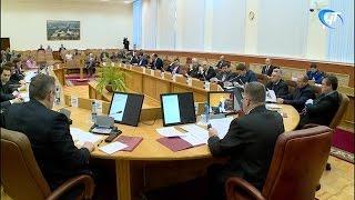 Рассмотрение проекта бюджета перенесено на 28 декабря