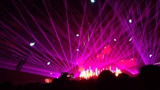 preview picture of video 'Time Warp 20th Anniversary - 06.12.2014 Utrecht - Joseph Capriati HD Live - Laser show'
