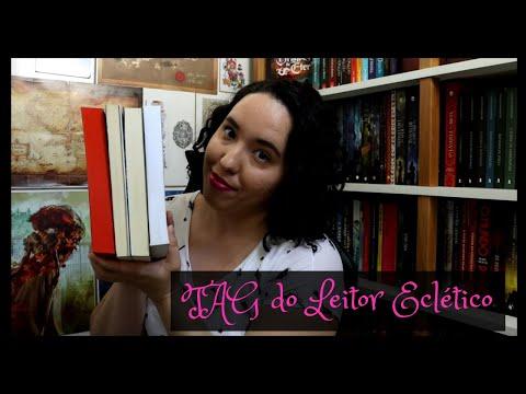 TAG do Leitor Eclético | Raíssa Baldoni