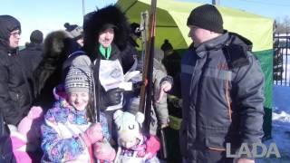 Лыжня России в Тамбове 2017