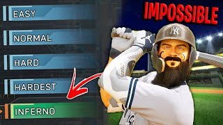 I PLAYED ON THE HARDEST DIFFICULTY POSSIBLE! MLB The Show 20 | Road To The Show Gameplay #75