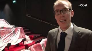 Kijkje In De Keuken Van Nieuwe Bioscoop Pathé Zwolle; Loveseats En Popcorner