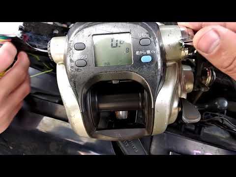 Электрическая катушка DAIWA Super Tanacom 600W