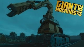 Giant Machines 2017 - Huge Accident