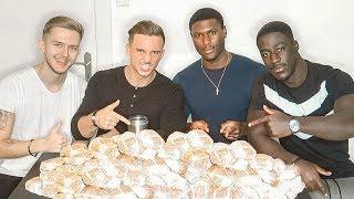 McDonalds Cheeseburger Challenge - Strafe Für Den Verlierer (Warmwachs Enthaarung)