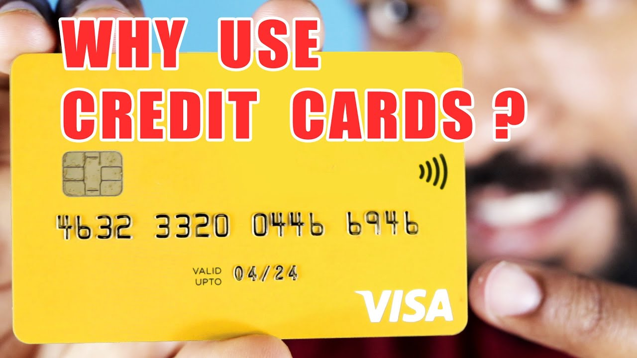 Why Usage Credit Cards? Benefits and Downsides of Credit Cards Leading 10 Advantages of Credit Cards thumbnail