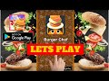 Lets Play Burger Chef Idle Profit Game Android Gameplay