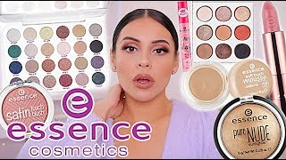 FULL FACE USING ONLY ESSENCE | Hits & Misses