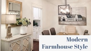Interior Design| Modern Farmhouse Style